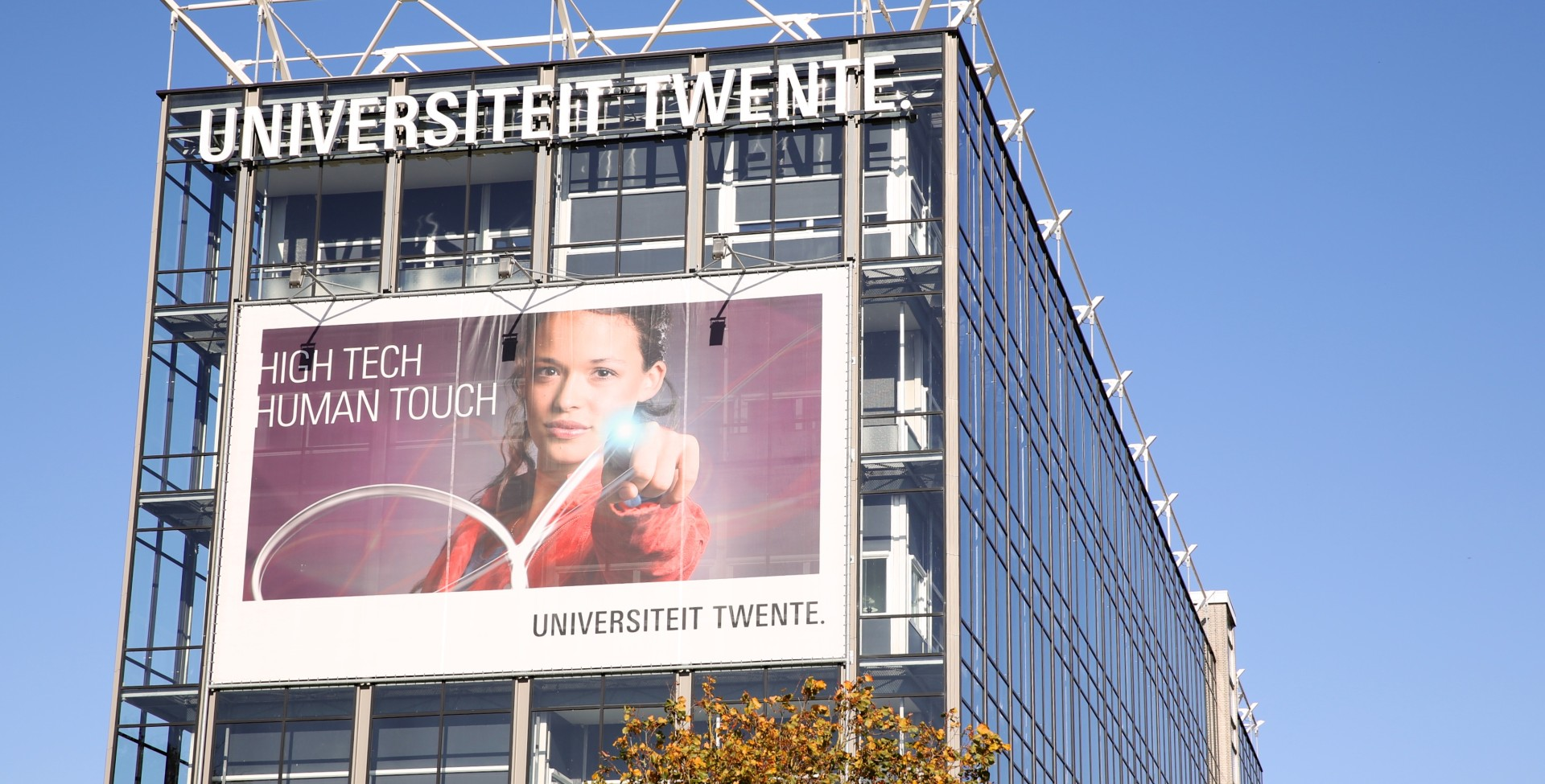 building Universsty Twente